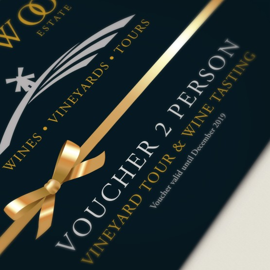 Tinwood Estate Tasting Voucher - Two Person