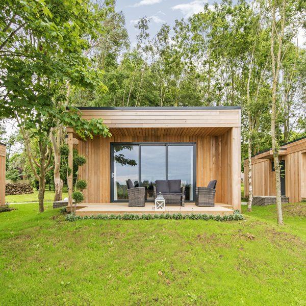 Tinwood luxury lodges for accomodation